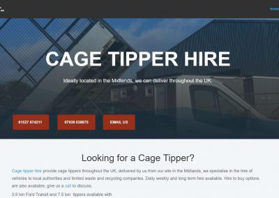 CageTipperHire